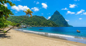Dominica was the fastest growing economy in the entire Latin America and the Caribbean region