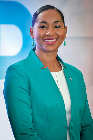 Exclusive interview with Anasha Campbell Lewis, Nicaraguan Minister of Tourism.