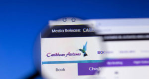 Caribbean Airlines showcases sanitization processes used on its aircraft