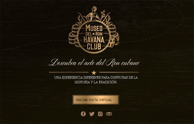Havana Club Rum Museum presents virtual tour
