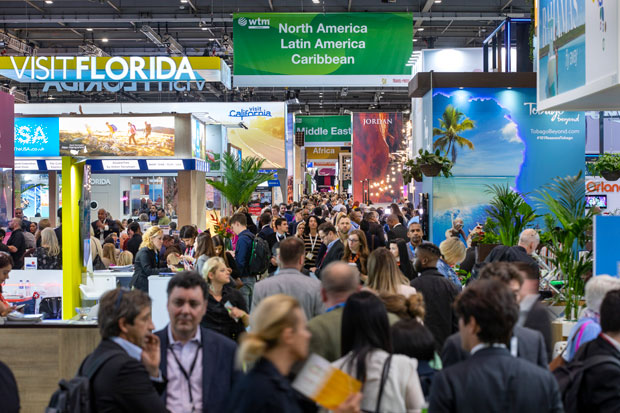 WTM London and Travel Forward will be virtual-only shows in November 2020