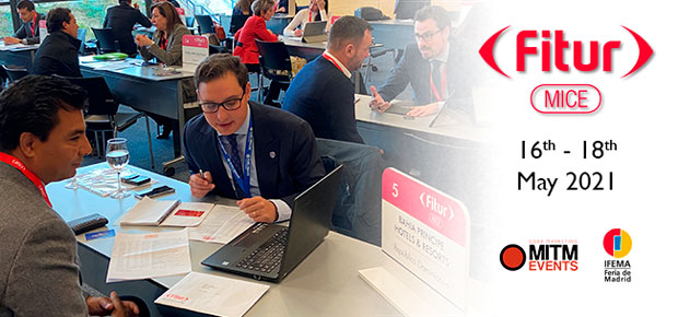 Fitur MICE 2021 will reunite the tourism meetings, congresses and events segment in Madrid