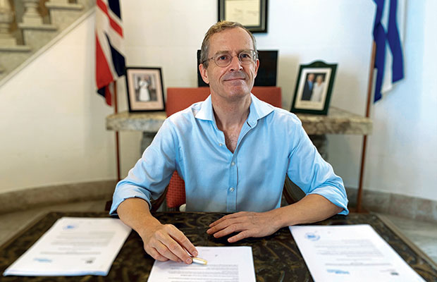 Alliances Between the United Kingdom and Cuba