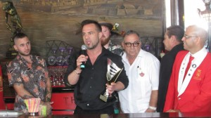 "8th Contest ""The King of Daiquiri"" at El Floridita Bar"